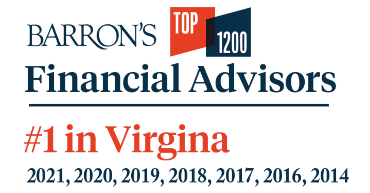 Barron's Top 1200 Financial Advisors (1)